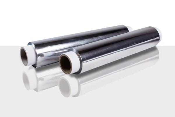 660x Alufolie Aluminiumfolie 12,5my 29cm x 80m Spenderkarton Abrissbox Cutterbox